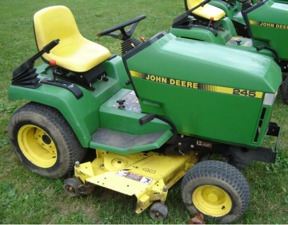 john deere 240 245 260 265 285 320 lawn and garden tractor service rh bobcatmanualonline com john deere 260 manuals pdf free john deere 265 manual download