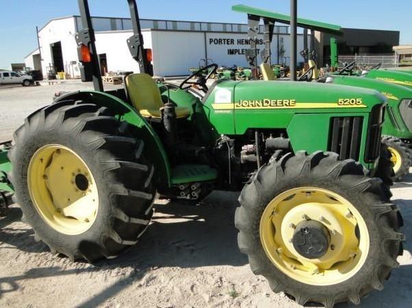 john deere 5105 5205 tractor service repair manual service repair rh bobcatmanualonline com john deere 5205 service manual John Deere 5105 Manual
