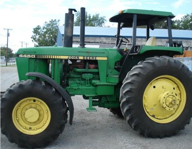 download complete service & repair manual for john deere 4050 4250 4450  4650 4850 tractor