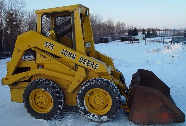 john deere skid steer manual