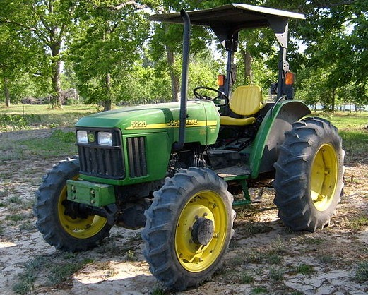 john deere 5220 5320 5420 5520 tractor service repair manual rh bobcatmanualonline com John Deere 5420 Tractor john deere 5220 service manual