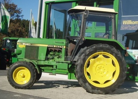 john deere 1640 1840 2040 2040s tractors service repair. Black Bedroom Furniture Sets. Home Design Ideas