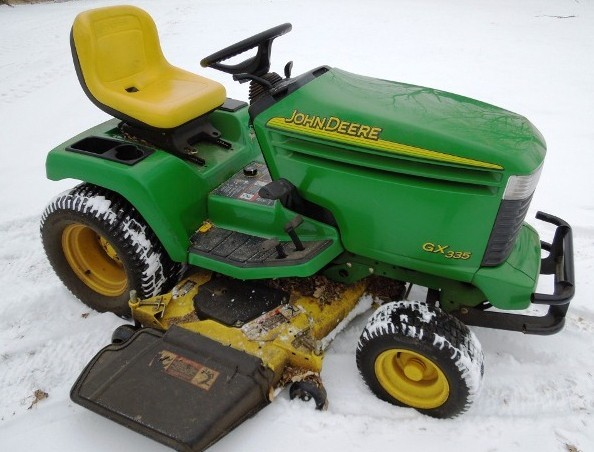 Most Popular John Deere Tractor : Most reliable lawn tractor autos post