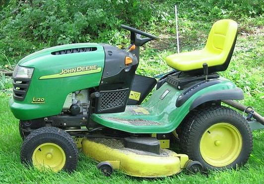 john deere l100 l110 l120 l130 lawn garden tractor service repair rh bobcatmanualonline com john deere l130 manual download john deere l130 manuals free downloads