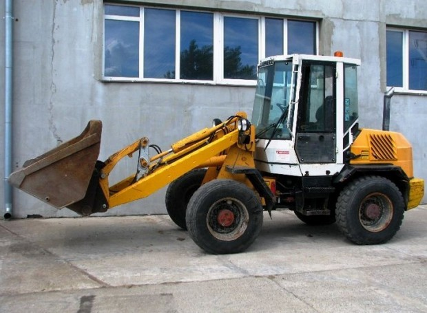 Liebherr L506 L508 L510 Wheel Loader Service Repair Manual