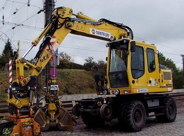 Liebherr A900c Zw Edc Workshop Service Repair
