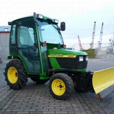 john deere 4100 compact utility tractor service repair manual
