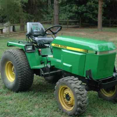 john deere 655 755 855 955 756 856 compact utility tractor. Black Bedroom Furniture Sets. Home Design Ideas