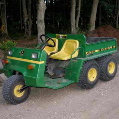 john deere amt600 amt622 and amt626 all material transporters rh bobcatmanualonline com John Deere AMT 600 Parts john deere amt 600 service manual download