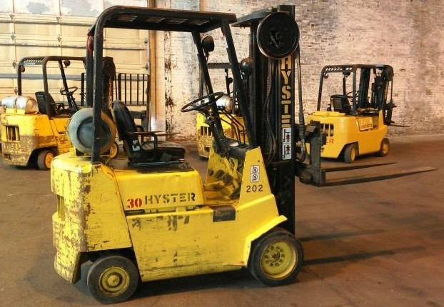 HYSTER B010 (S25XL S30XL S35XL) FORKLIFT Service Repair Manual – SERVICE  REPAIR MANUAL   Hyster 30 Forklift Wiring Diagram      service repair manual