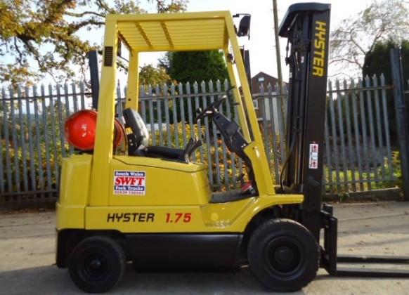 hyster d001 h1 50xm h1 75xm h2 00xms europe forklift service rh bobcatmanualonline com Hyster Forklift Manual Hyster Parts Catalog