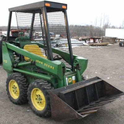 john deere 70 skid steer loader repair technical manual service rh bobcatmanualonline com john deere skid steer 250 service manual john deere 250 series 2 skid steer service manual