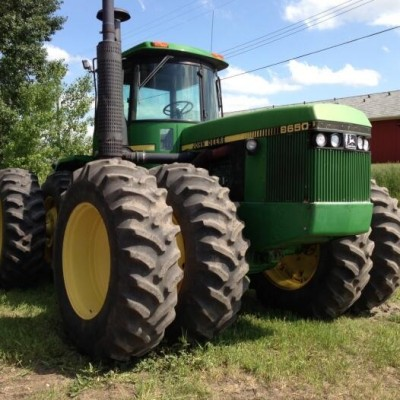 john deere 8450 8650 and 8850 tractor repair technical manual rh bobcatmanualonline com John Deere 7020 John Deere 7020