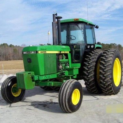 john deere 4055, 4255 and 4455 tractor repair technical manual John Deere Lawn Mower Wiring Diagram john deere 4055 wiring schematic