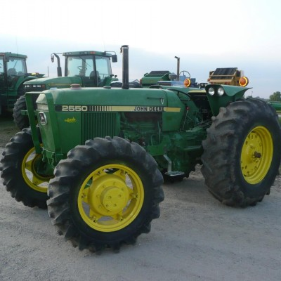John Deere 2350 And 2550 Tractor Repair Technical Manual Service Repair Manual