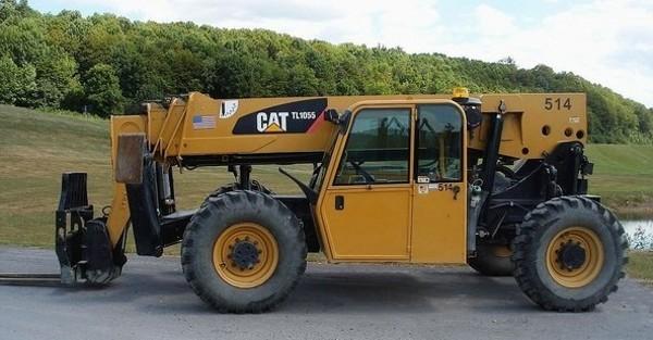 caterpillar cat tl1055 tl1255 telehandler service repair manual sn rh bobcatmanualonline com Caterpillar Telehandler Telehandler Forklift