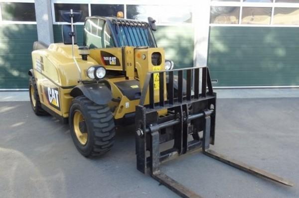 caterpillar cat th255 telehandler service repair manual sn rh bobcatmanualonline com Telehandler Forklift Cat Telehandler Specs