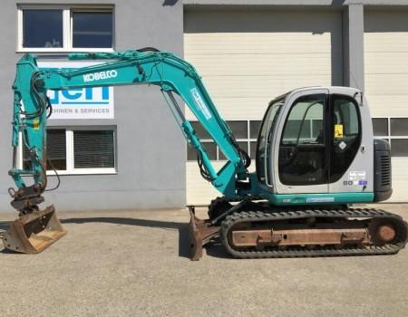 kobelco sk80msr crawler excavator service repair manual service rh bobcatmanualonline com Volvo Excavators Cat Excavators