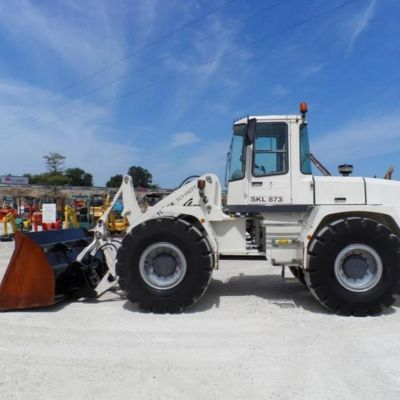 terex skl 873 skl873 wheel loader service repair manual service rh bobcatmanualonline com World's Largest Loader Tractor Fermec 650B