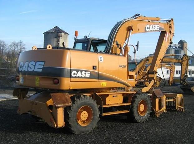case cx470b crawler excavator service repair manual