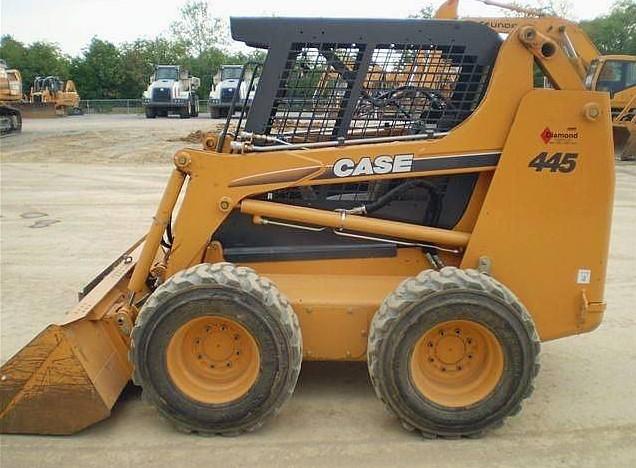 Case Skidder Parts : Case skid steer loader service parts catalog manual