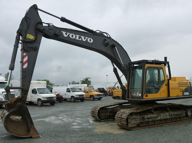 volvo ec290 lc ec290lc excavator service repair manual service rh bobcatmanualonline com Volvo Excavator Track Volvo EC 290 Excavator Spec