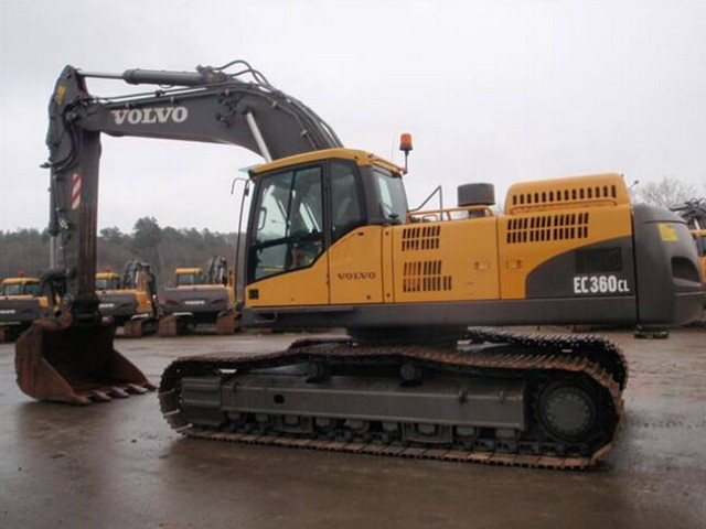Volvo Ec360c L Ec360cl Excavator Service Repair Manual border=