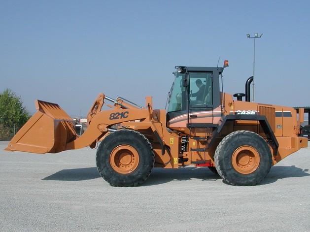 PM CASE 821C Wheel Loader case 821c wheel loader service parts catalog manual service  at bayanpartner.co