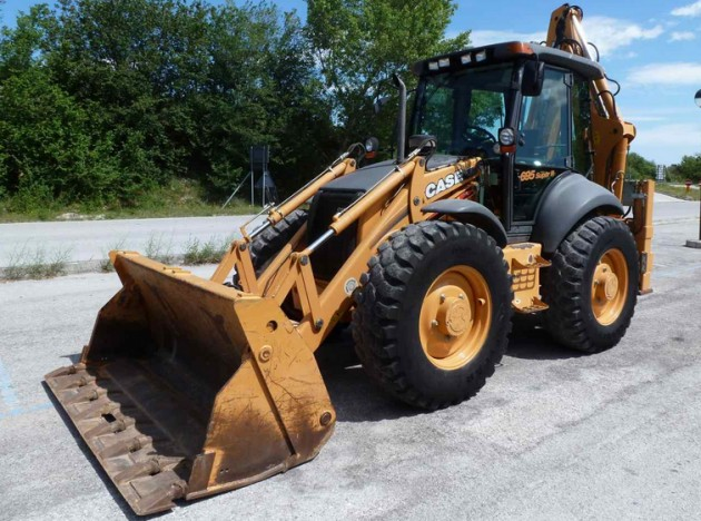 CASE 695SR BACKHOE LOADER Service Parts Catalog Manual ...