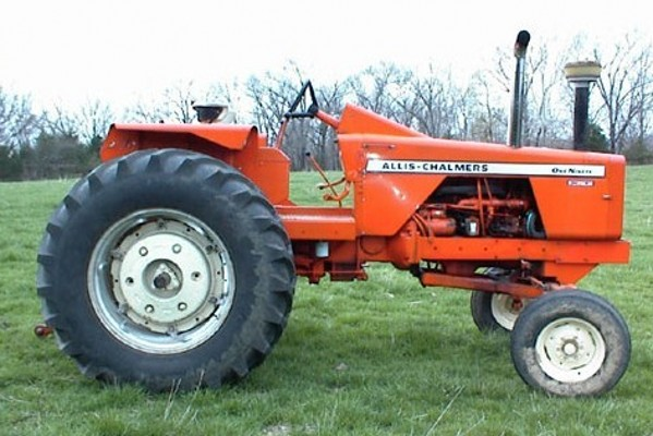 Allis Chalmers Models 180 185 190 190xt 200 7000 Tractor