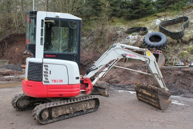 takeuchi tb23r compact excavator service repair manual. Black Bedroom Furniture Sets. Home Design Ideas
