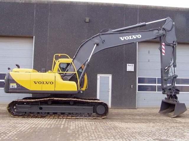 Volvo EC210 LC SM volvo ec210 lc (ec210lc) excavator service repair manual service volvo ec210 wiring diagram at readyjetset.co