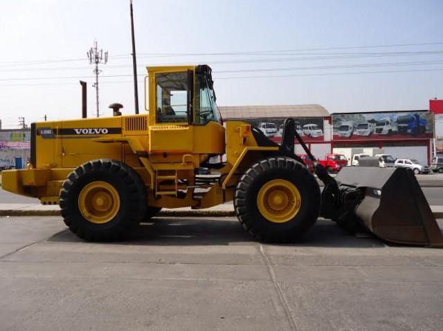 volvo l120c wheel loader service repair manual service repair manual rh bobcatmanualonline com Volvo L90 Volvo L70