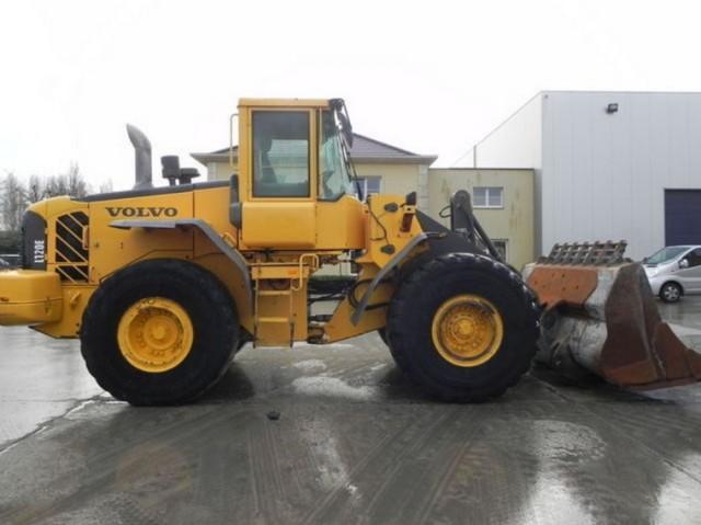 volvo l120e wheel loader service repair manual service repair manual rh bobcatmanualonline com