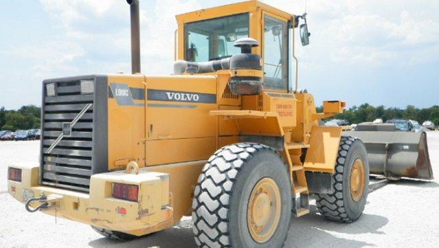 volvo l90c wheel loader service repair manual – service repair manual  service repair manual
