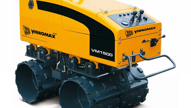 Jcb Vibromax Vm1500 Trench Roller Service Repair Manual