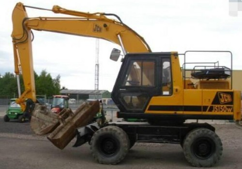 Jcb  U2013 Service Repair Manual